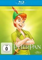 Peter Pan Disney Classics Blu Ray