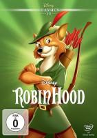 Robin Hood - Disney Classics (DVD)
