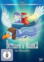 Bernard & Bianca - Die Mäusepolizei - Disney Classics (DVD)