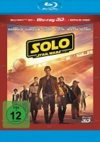 Solo: A Star Wars Story - Blu-ray 3D + 2D (Blu-ray)