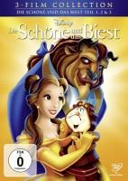 Die Schöne und das Biest - 3-Film Collection (DVD)
