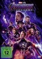 Avengers - Endgame (DVD)