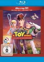 A Toy Story: Alles hört auf kein Kommando - Blu-ray 3D + 2D (Blu-ray)