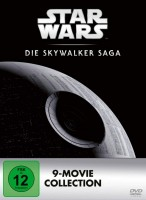 Star Wars - Die Skywalker Saga / Episode I-IX (DVD)