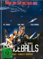 Spaceballs - Limited Mediabook / Cover B (Blu-ray)