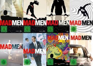 Mad Men Staffel 1
