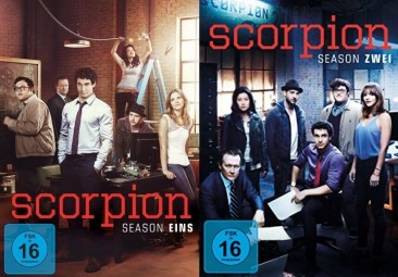 Serie Scorpion Staffel 2