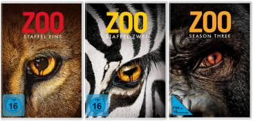 Zoo Staffel 2 Netflix