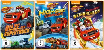 Blaze und die Monstermaschinen - Vol. 1+2+3 im Set (DVD)