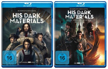 His Dark Materials - Staffel 1+2 im Set (Blu-ray)