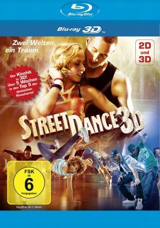 StreetDance 3D - Blu-ray 3D (Blu-ray)