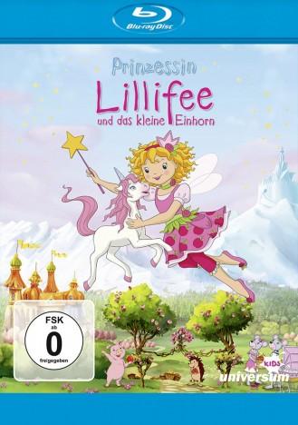 Prinzessin Lillifee und das kleine Einhorn (Blu-ray)