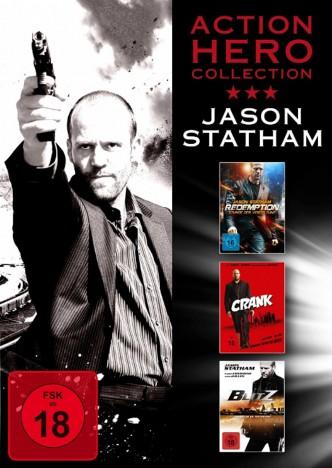 Jason Statham - Action Hero Collection (DVD)