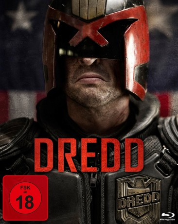 Dredd - Limited Collector's Edition (Blu-ray)