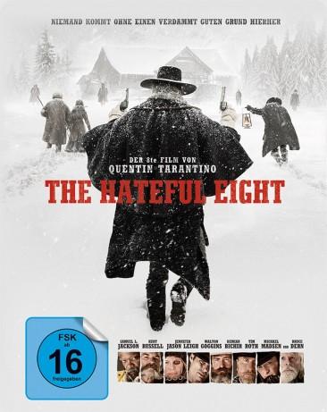 The Hateful 8 - Steelbook (Blu-ray)