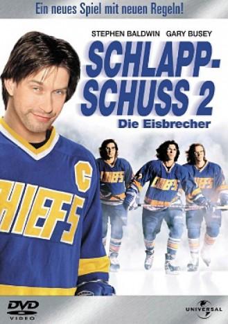 Schlappschuss 2 - Die Eisbrecher (DVD)