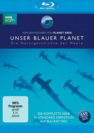 Unser blauer Planet - Die Naturgeschichte der Meere - Die komplette Serie (Blu-ray)