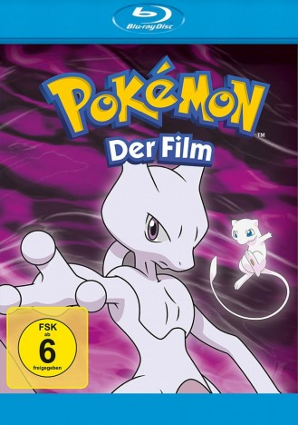 Pokémon - Der Film (Blu-ray)