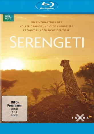 Serengeti (Blu-ray)