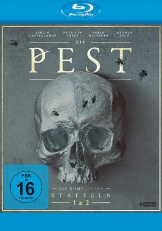 Die Pest - Staffel 1+2 / Limited Edition (Blu-ray)