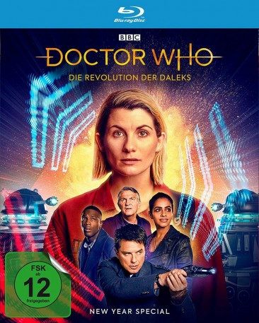 Doctor Who - Die Revolution der Daleks (Blu-ray)