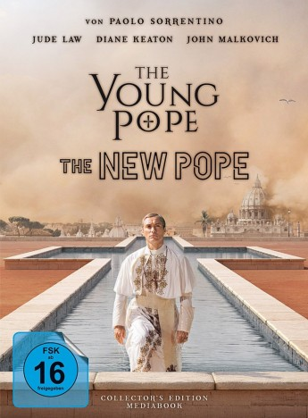 The Young Pope & The New Pope - Die komplette Serie / Collector's Edition Mediabook (Blu-ray)