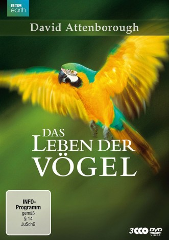 Das Leben Der Vögel Die Komplette Serie Dvd