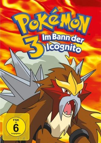 Pokémon 3 - Im Bann der Icognito (DVD)