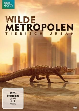 Wilde Metropolen - Tierisch urban (DVD)