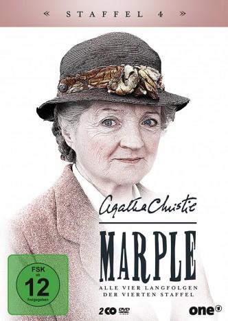 Agatha Christie - Marple - Staffel 04 (DVD)