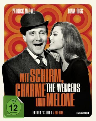 Mit Schirm Charme Und Melone Stream