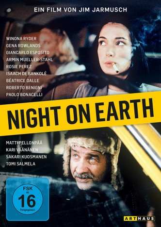 Night on Earth (DVD)
