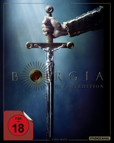 Borgia - Gesamtedition (Blu-ray)
