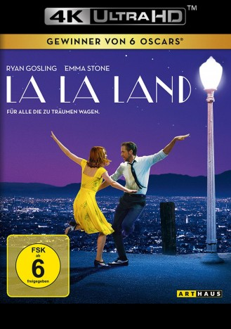 La La Land - 4K Ultra HD Blu-ray (Ultra HD Blu-ray)