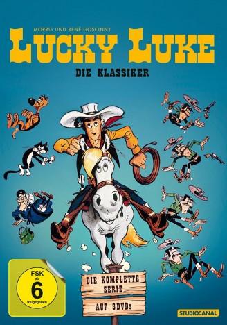 Lucky Luke - Die Klassiker - Die komplette Serie (DVD)
