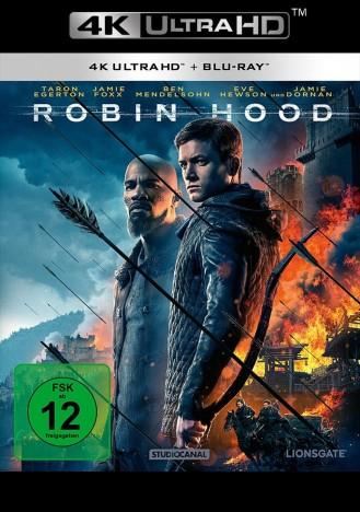 Robin Hood 4k Ultra Hd Blu Ray Blu Ray 4k Ultra Hd