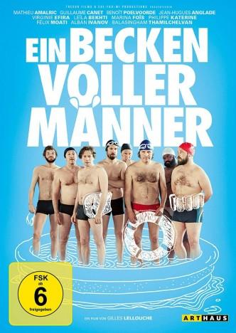 Ein Becken voller Männer (DVD)