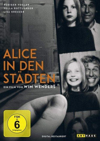 Alice in den Städten - Digital Remastered (DVD)