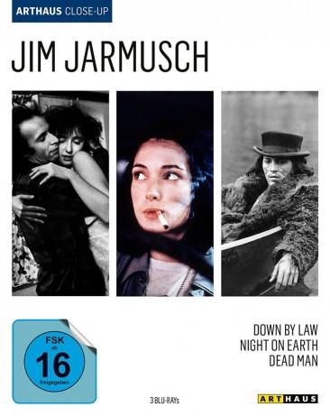 Jim Jarmusch - Arthaus Close-Up (Blu-ray)