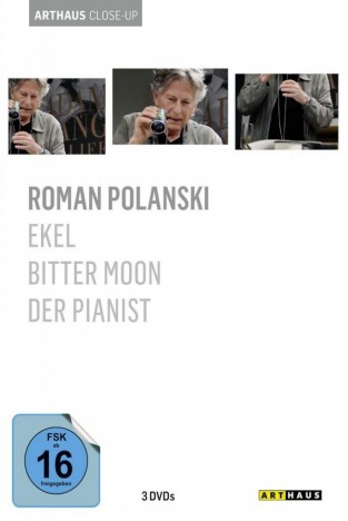 Roman Polanski - Arthaus Close-Up (DVD)