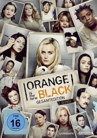 Orange Is The New Black Staffel 1