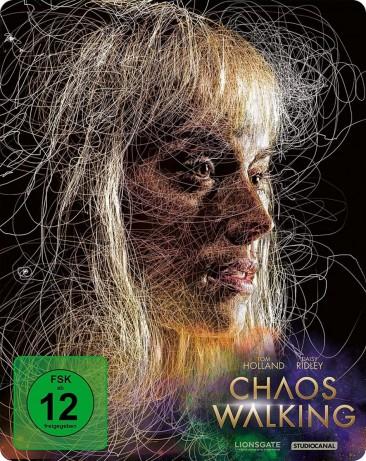 Chaos Walking - 4K Ultra HD Blu-ray + Blu-ray / Limited Steelbook Edition (4K Ultra HD)