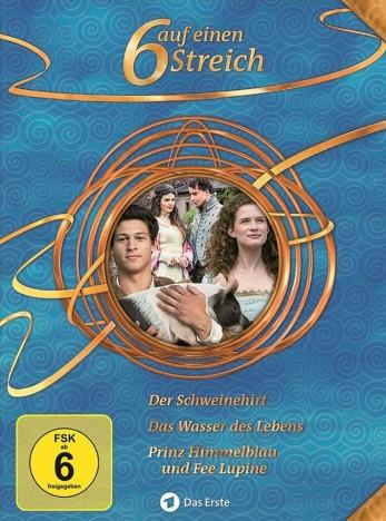 6 auf einen Streich - Märchenbox 15 (DVD)