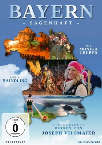 Bayern Sagenhaft (DVD)