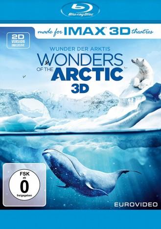 Wonders of the Arctic 3D - Blu-ray 3D + 2D (Blu-ray)