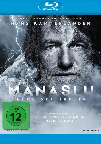 Manaslu - Berg der Seelen (Blu-ray)