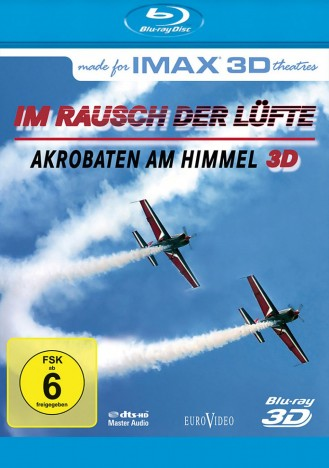 IMAX - Im Rausch der Lüfte 3D - Blu-ray 3D (Blu-ray)
