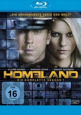 Homeland - Staffel 01 / 2. Auflage (Blu-ray)