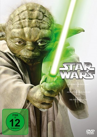 Star Wars Trilogie - Episode I-III / 2. Auflage (DVD)
