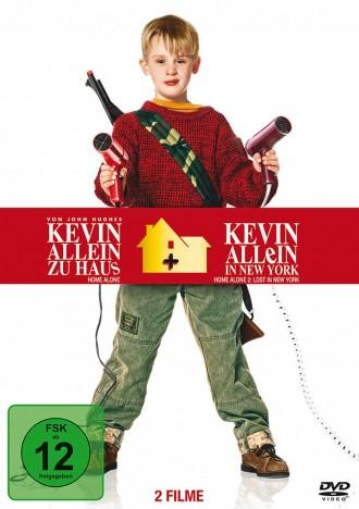 Kevin - Allein zu Haus & Kevin - Allein in New York (DVD)